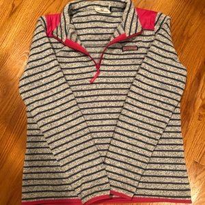 Vineyard Vines Women's Striped Sweater Shep Shirt